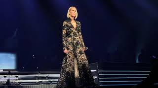 "Céline Dion, ""Lying Down,"" Live at Centre Vidéotron, 18 Sept 2019"