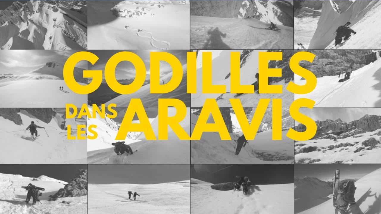 Godilles dans les Aravis 2018