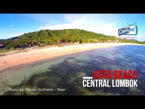 PANTAI KUTA | Lombok Fun Vacation - CanFly Adv 2016