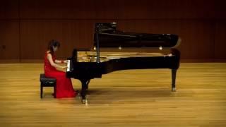 Haydn Piano Sonata in C Major -3rd movement ;Ivy Lu Wang