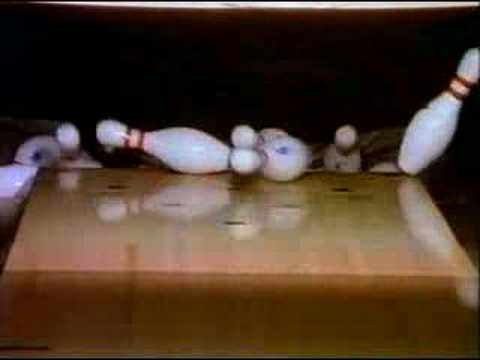 Mary Lou Retton bowling commercial
