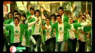 Rise of Jazba by Ali Zafar ( Such Jazba Jazz ) Official Video ICC World Cup 2011 Pakistan HQ