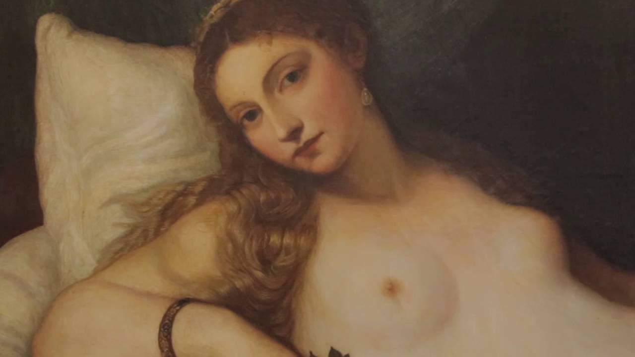 The Venus of Urbino - YouTube