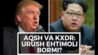 AQSh va KXDR o'rtasida urush ehtimoli bormi?