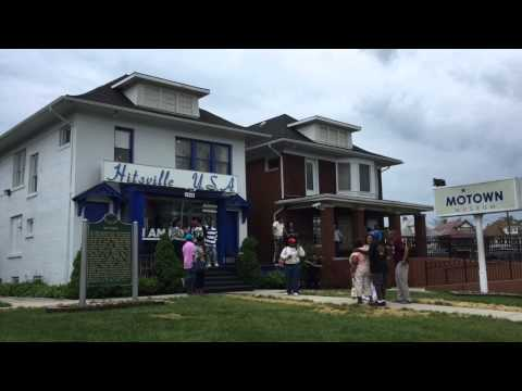 Hitsville, USA The Motown Museum