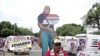 EDUARDO LOPEZ CARAVANA 22 DE AGOSTO DE 2015- SANTA ANA MAGDALENA (FULL HD)