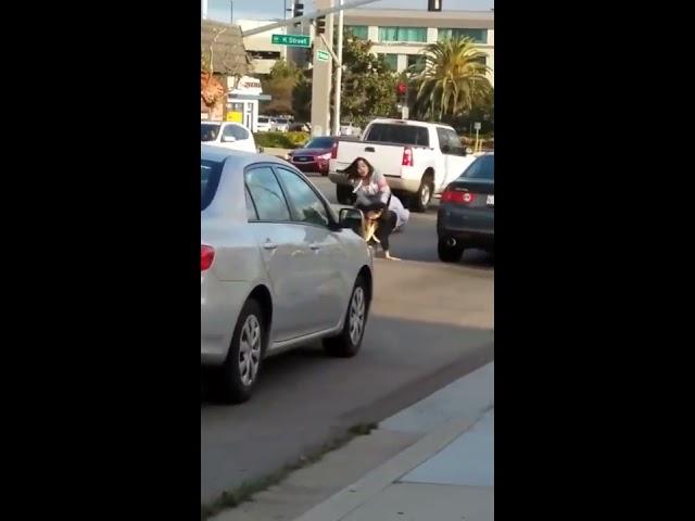 Off-duty cop interrupts road rage brawl on streets of Chula Vista