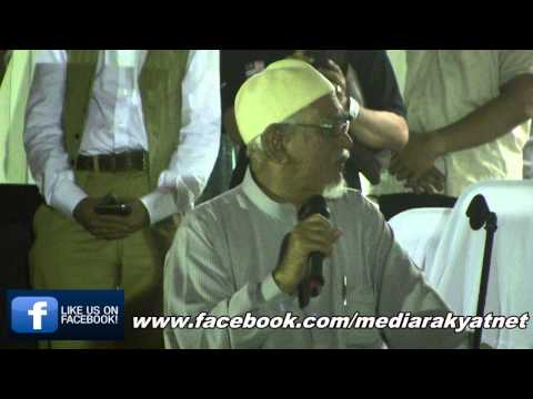 Abdul Hadi Awang: Yang Betul Kita Sokong, Yang Salah Mesti Dilawan Semuanya
