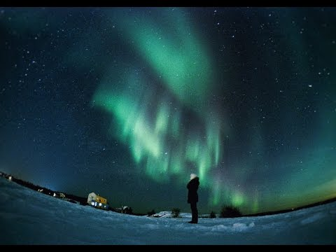 Vacation in Yellowknife, Canada  2016