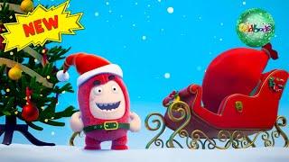 Oddbods | CHRISTMAS 2019 | Factory Line | Funny Cartoons For Kids