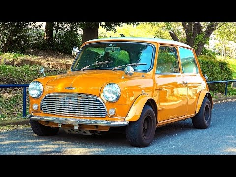 1991 Classic Mini Cooper MK1 Conversion - Japan Auction Purchase Review