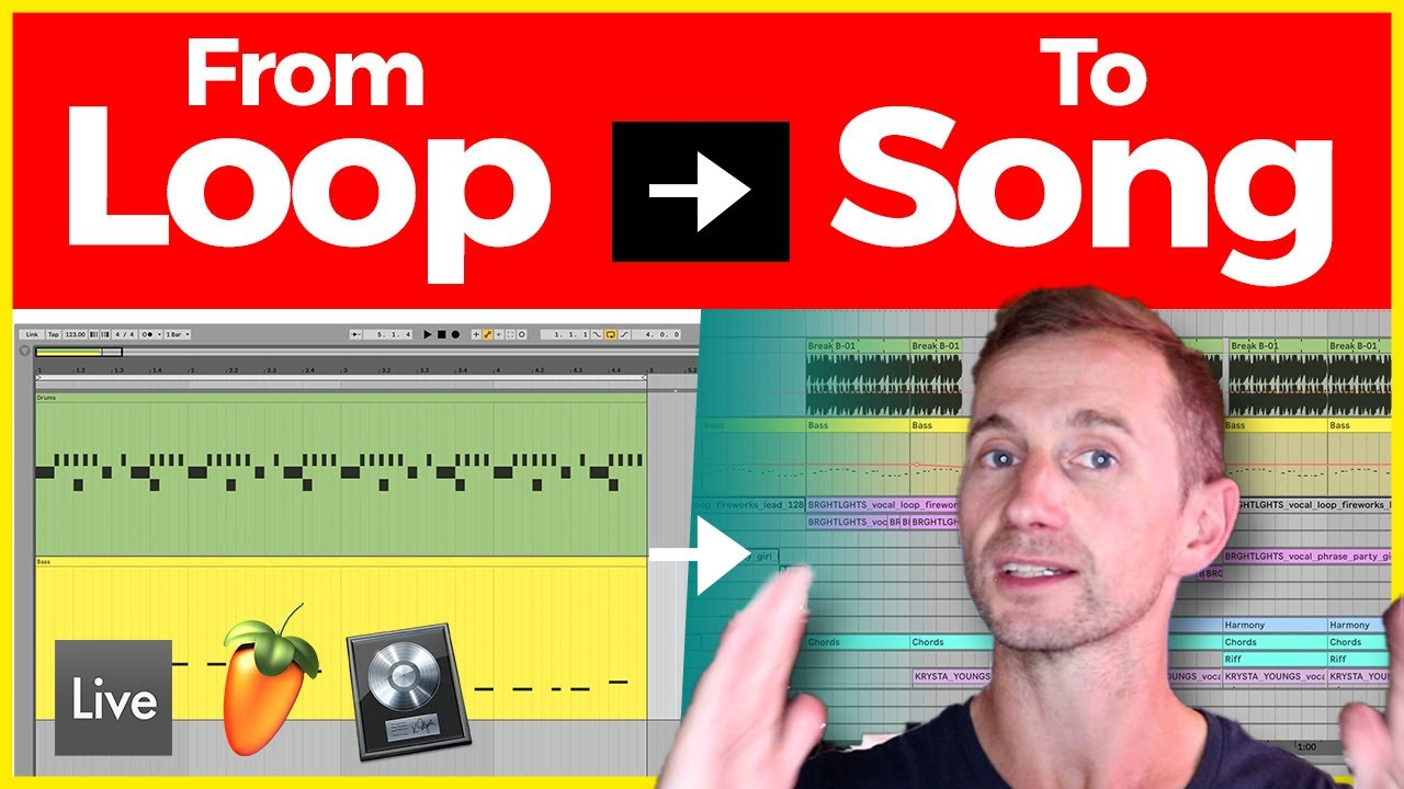Download How to Turn Your Loop into a Song – (6 Simple Steps)
