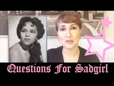 Questions and Answers With Sadgirl : Mi Vida Loca Actress Angel Aviles