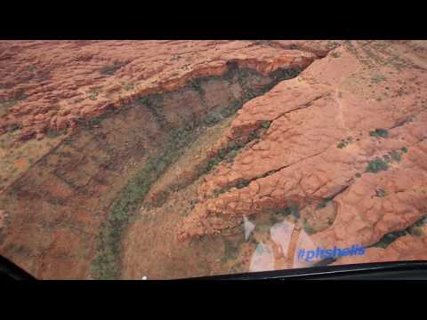 Vlog:|| Helicopter flight over Kings Canyon