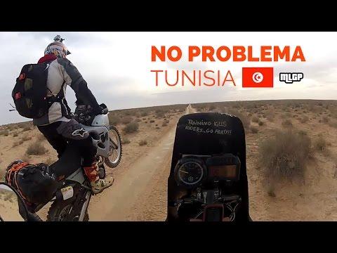 No Problema..Tunisia! Yamaha XT660z KTM 640 Adventure