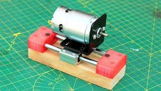 3 Amazing ideas From DC Motor