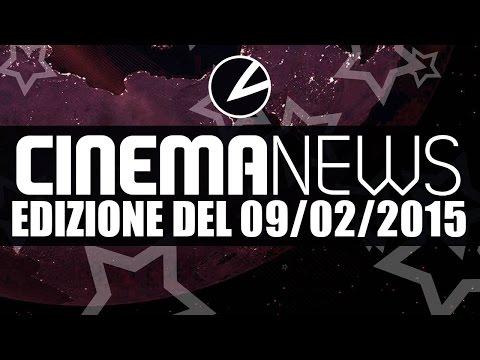 Cinema News - 9 Febbraio 2015 - Fast and Furious 7 - Cenerentola - Taken 3: L'ora  della Verità