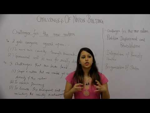 Pol Sc_XII_Challenges Of Nation Building_Part1_Challenges For The New Nation_Tanvi Topwal