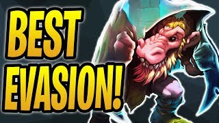 The BEST EVASION OF MY LIFE! | Mill Rogue | The Boomsday Project | Hearthstone
