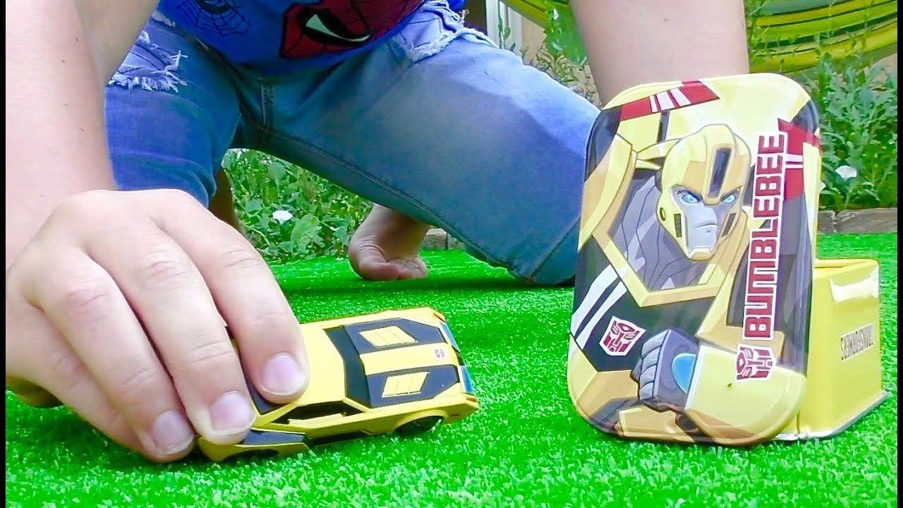 ТРАНСФОРМЕРЫ Автоботы и Гадкий Я 3 Про Машинки Развлечения для детей Transformers for kids