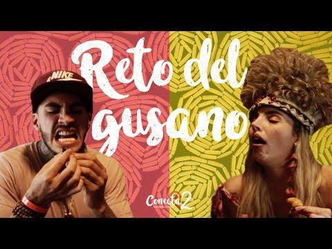 Reto del Gusano | Melina y Mateo | Amazonas