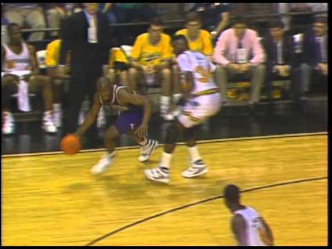 1990 NCAA Basketball First Round - University of Northern Io
