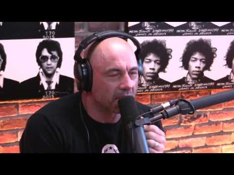 Joe Rogan on Aliens & Paul Hellyer
