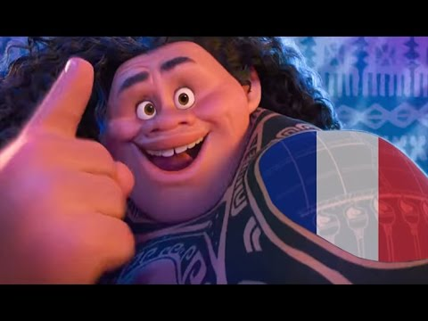 Moana - You're Welcome - French (S&T) [HD]