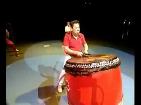 world lion drum king