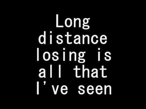 Turin Brakes - Long Distance (lyrics)