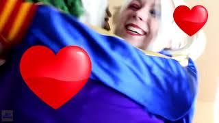 Spiderman and Frozen Elsa vs CAR Pink Spidergirl, Anna Joker Maleficent Candy Video  # 85
