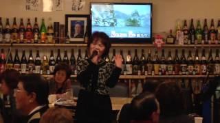 今年最後の愛好会! 冬のつばめを歌って下さいました(*´ω`*) えっちゃ...