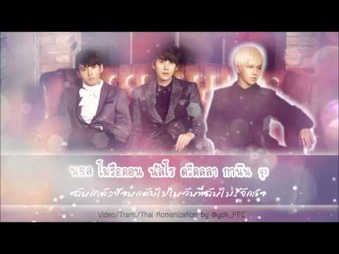 [Karaoke+Thaisub] 중 (…ing) - Super Junior [The 7th Album Special Edition 'THIS IS LOVE']