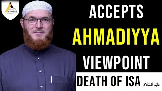 Dr Muhammad Salah Accepts Ahmadiyya Viewpoint on Live Television: Prophet Isa (as) Has Passed Away