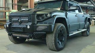 Бронемашина комбат т-98 | супер бронированный автомобиль российского производства(Этот автомобиль производиться с тремя классами бронирования, включая самый высокий, что обеспечивает защи..., 2016-05-17T21:16:35.000Z)