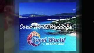 Coral World Ocean Park Weddings