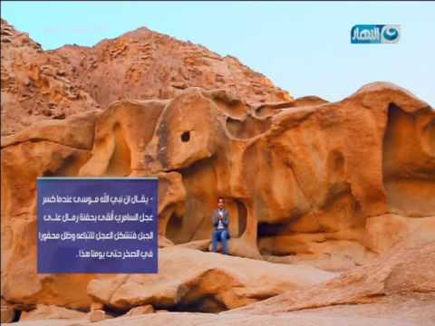 قصر الكلام أمام مقام النبي هارون تعرف على قصة العجل الذي تشكل على الجبل Youtube