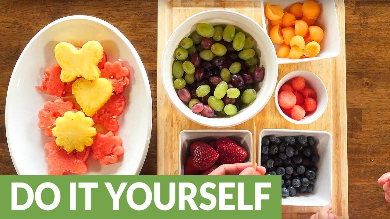 Make Your Own Homemade Edible Arrangement