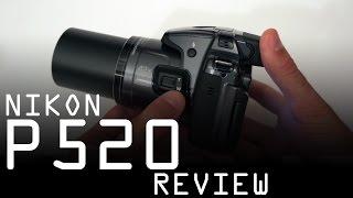 Nikon Coolpix P520 preview