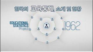 한국의 교육통계 소개 및 현황