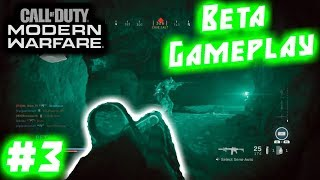 Call Of Duty Modern Warfare (PS4) Multiplayer Beta Gameplay No Commentary - #3
