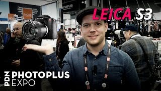 Leica S3 | Photo Plus Expo 2018