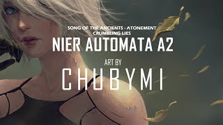 A2 Nier Automata - Fanart
