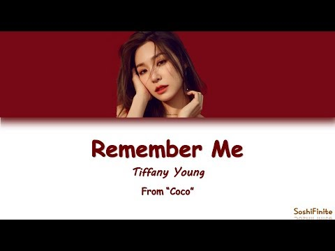 Tiffany Young - Remember Me Lyrics (From