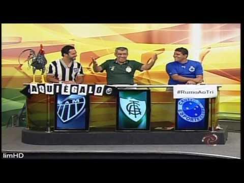 Alterosa esporte 27/02/2014 - Atletico , cruzeiro e america - HDTV