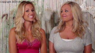 Kellie & Jess Green Slimed