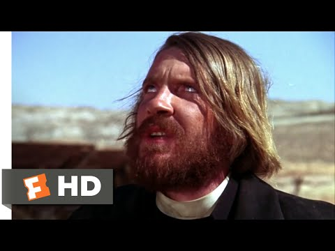 The Ballad of Cable Hogue (1970) - A Funeral Sermon Scene (7/7) | Movieclips
