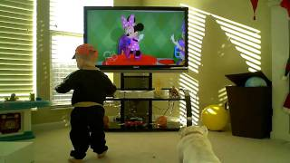 Mickey Mouse Clubhouse Dance