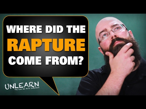 Is the rapture Biblical (pt 1)? Where did the rapture doctrine come from? - UNLEARN the lies