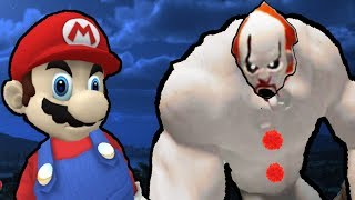 - MARIO BOWSER VS. IT PENNYWISE Mutante Left 4 Dead 2 Funny Moments